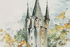 Fünffingerlesturm (Fünfgratturm)
