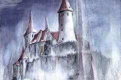 Burg Krivoklát / Tschechien
