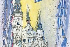 Belgien / Flandern / Aalst / Belfried (Glockenturm)