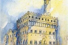 Italien / Florenz / Palazzo Vecchio