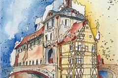 Deutschland / Bamberg / Altes Rathaus