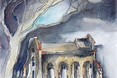 Albanien / Kap Rodon / Kirche des hl. Antonius