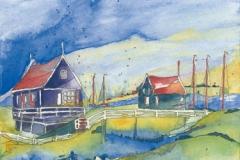 Holland / Ijsselmeer / Enkhuizen