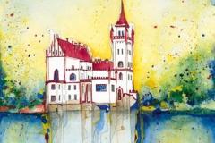 Österreich / Salzburg / Schloss Anif