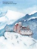 Schweiz Sphinx Observatorium