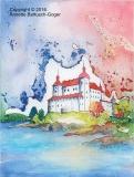 Schweden Schloss Laeckö
