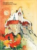 Tschechien Burg Loket