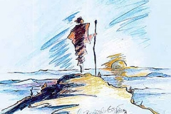 Zukunft 2001 HyA Illustration für Schulbuch