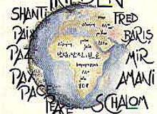1997 Frieden weltweit (F463)