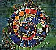 2000 Gemeinschaft weltweit (F524)