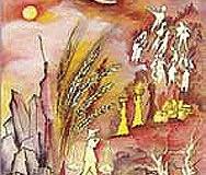 2004 Werke der Barmherzigkeit Hunger (F611)