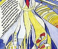 2006 Werke der Barmherzigkeit Schutzengel der Kranken (F651)